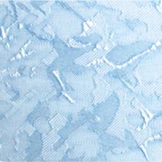ШЁЛК 5172 морозно-голубой (светлый), 89мм