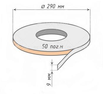 Двусторонний скотч 5009 DUPLOCOLL