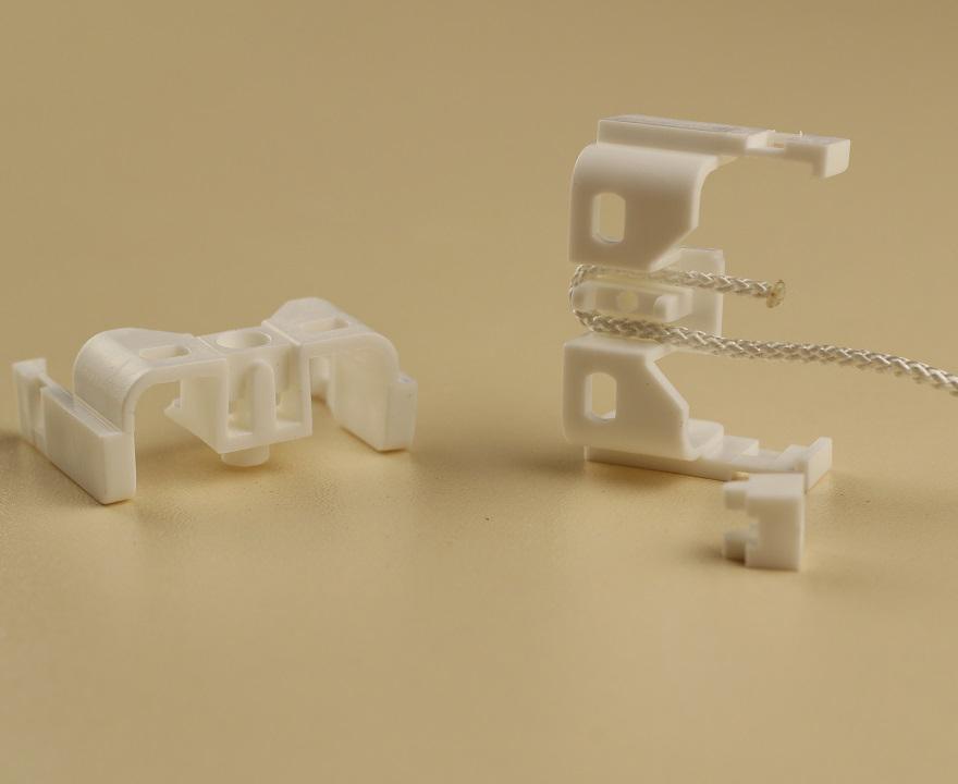 Фиксатор веревки (каретка) для вертикальных жалюзи