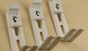 Крепления для вертикальных жалюзи